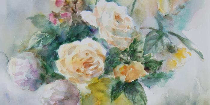 佐藤弓子のバラ